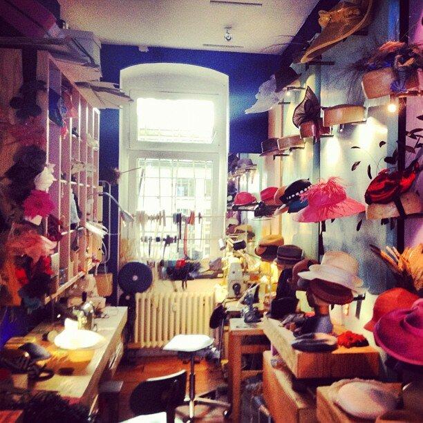 Chapeaux Hutmode Berlin